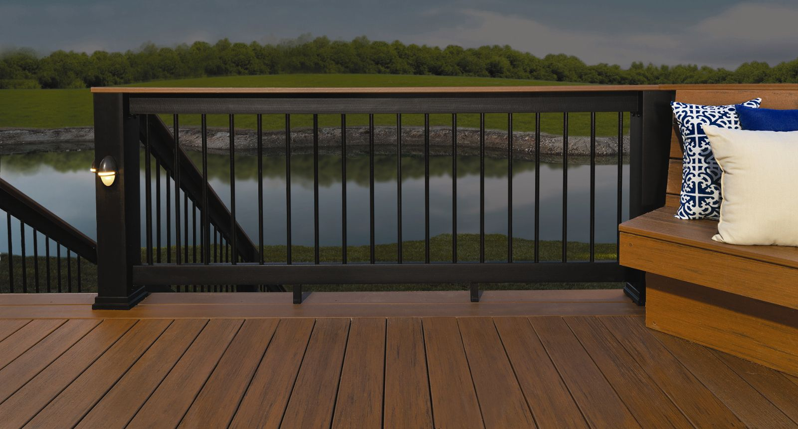 Timbertech Product Decking Earthwood Evolutions Tropical within proportions 1600 X 861