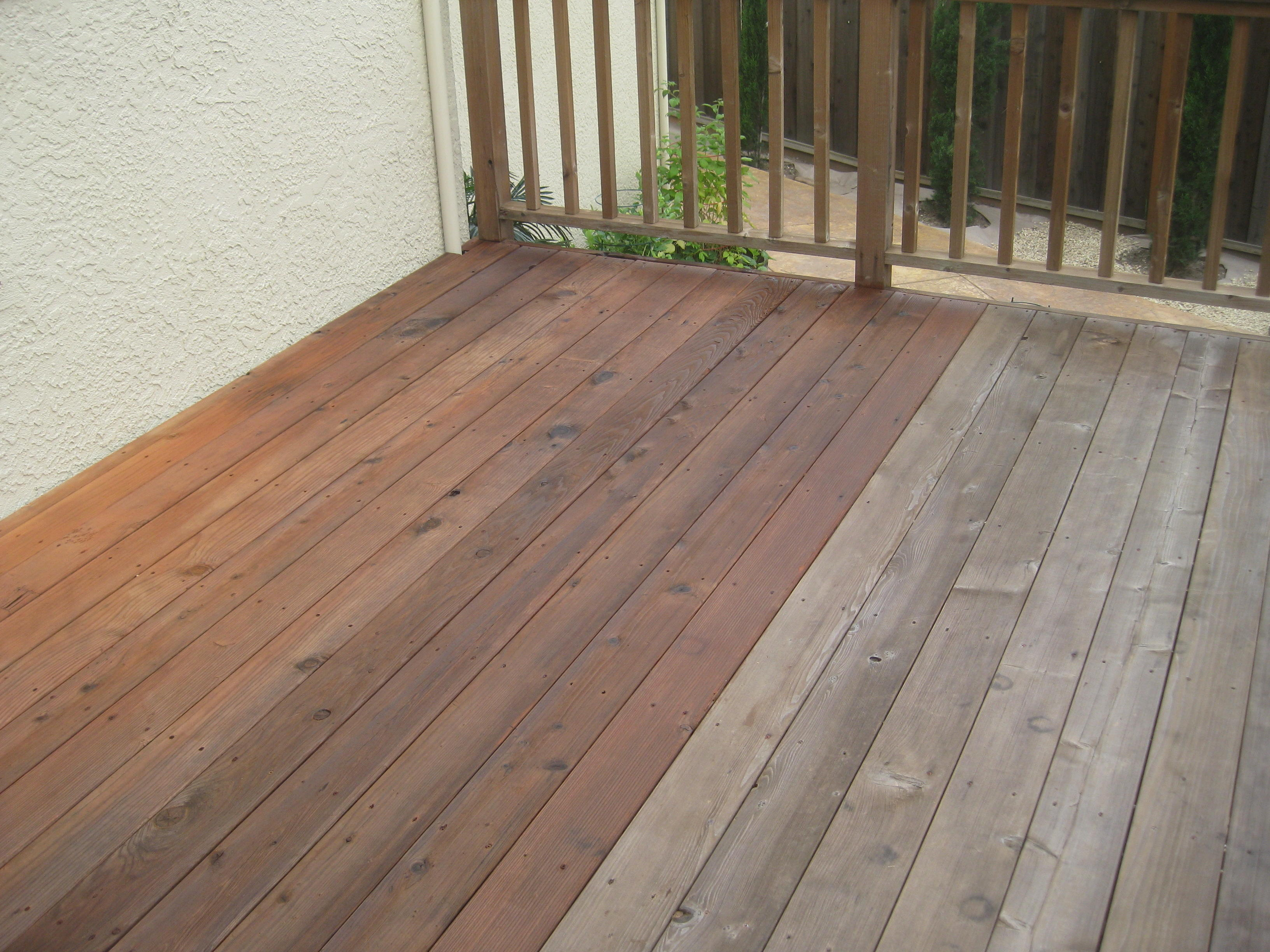 Tips For Staining Your Deck Rhodes Custom Finishes Painting Company with proportions 3264 X 2448