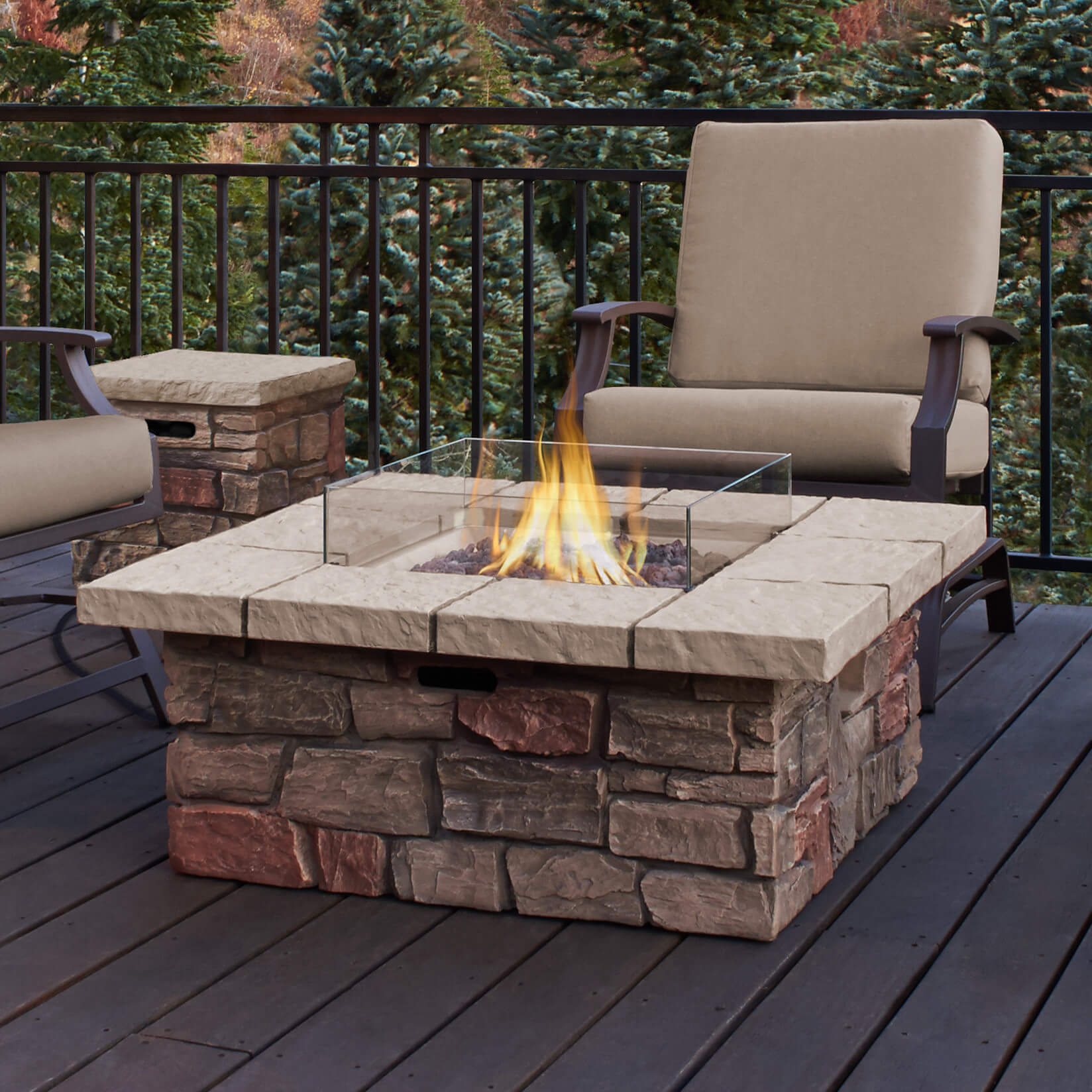 Top 15 Types Of Propane Patio Fire Pits With Table Ing Guide In Sizing 1648 X
