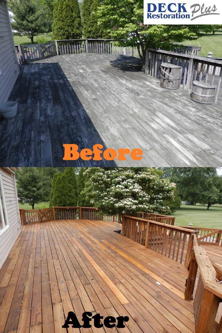 Best Stain For Old Deck Wood • Decks Ideas