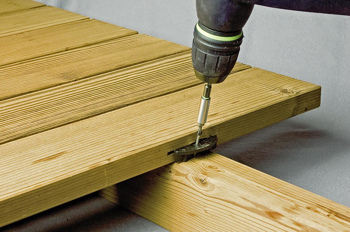 Hidden Deck Fasteners For Pressure Treated Wood Decks Ideas