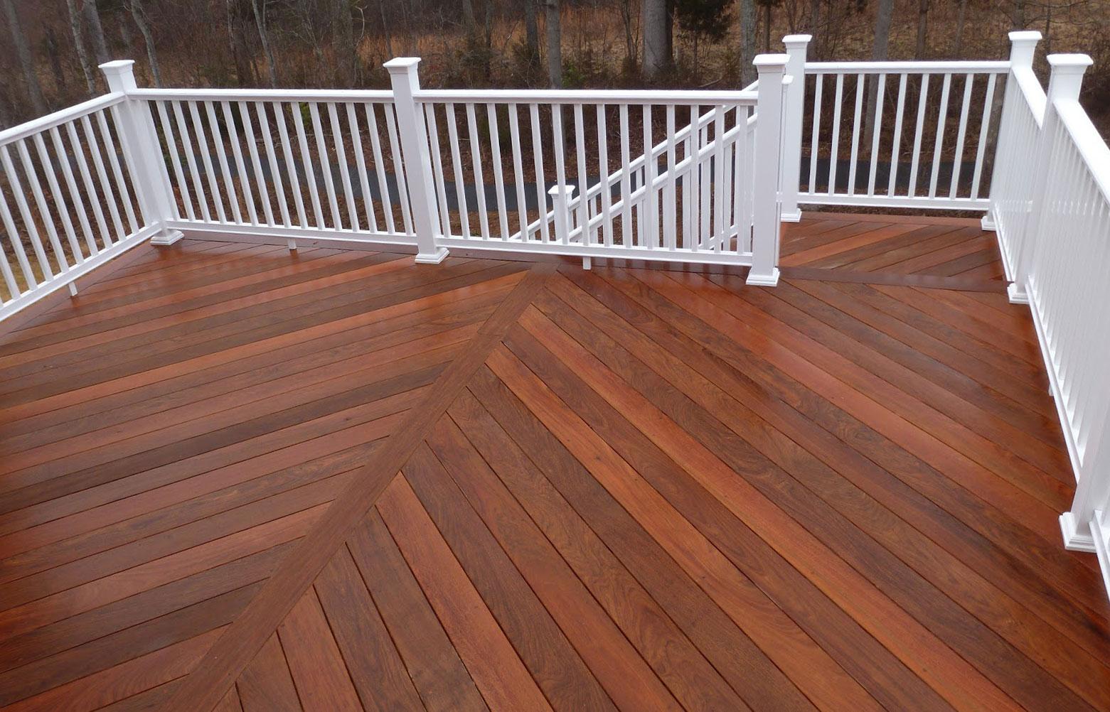 Wood Deck Ipe Decking Brazilian Ipe Decking Shapely Brazilian Ipe in size 1561 X 1002