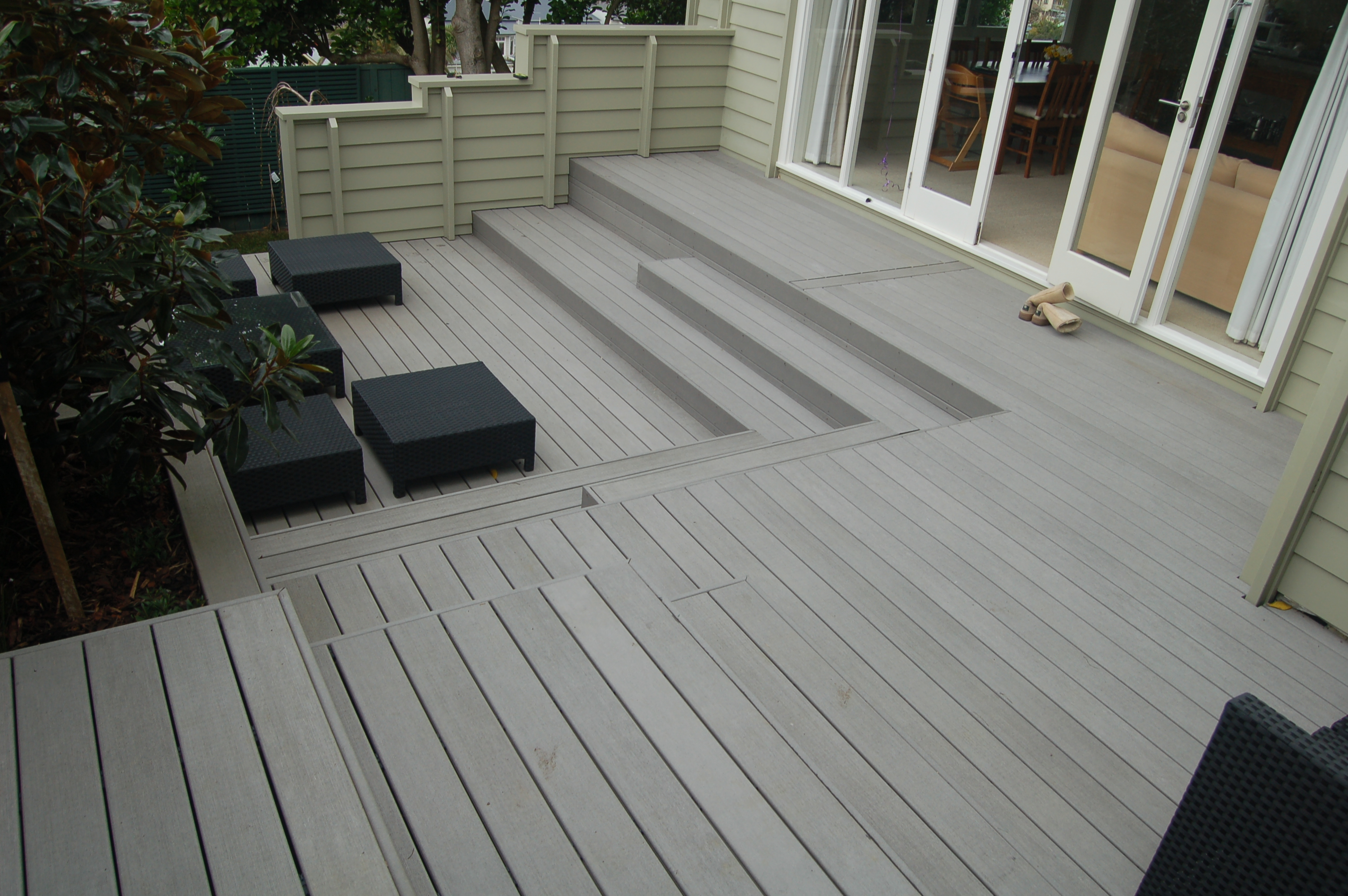 Wood Deck Wood Deck Overlay Deck Overlay Ideas For Wood Decks Wood within measurements 3008 X 2000