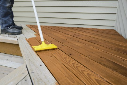 Permalink to Best Water Based Wood Deck Stain