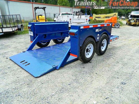 Permalink to Hydraulic Drop Deck Trailer