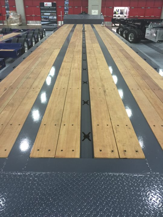 Permalink to Oak Trailer Deck Boards