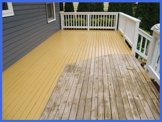 Permalink to Best Paint For Wood Decks