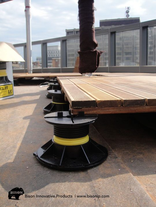 Permalink to Level It Adjustable Deck Supports