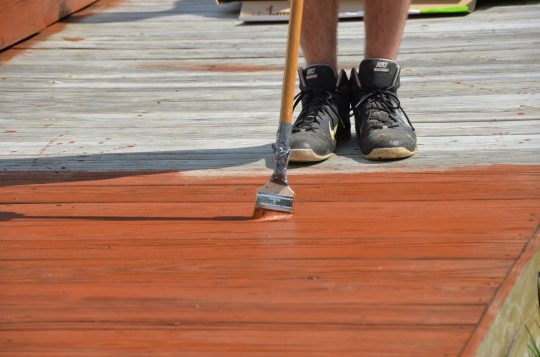 Permalink to Best Roller For Staining Deck
