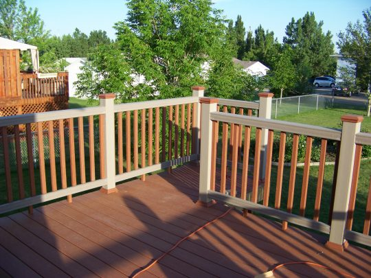 Permalink to Ultradeck Natural Reversible Composite Decking