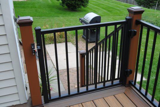 Permalink to Trex Deck Railing Gates