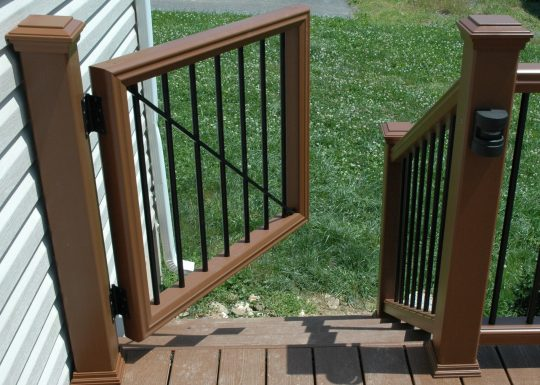 Permalink to Baby Gate For Deck Stairs