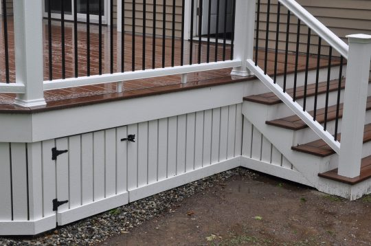 Permalink to Composite Decking Skirting