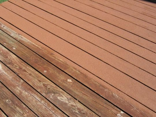 Permalink to Rubberized Paint For Wood Decks