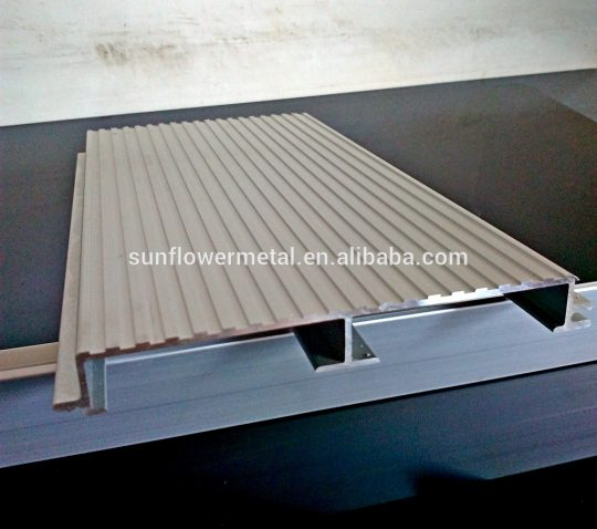 Permalink to Extruded Aluminum Trailer Decking
