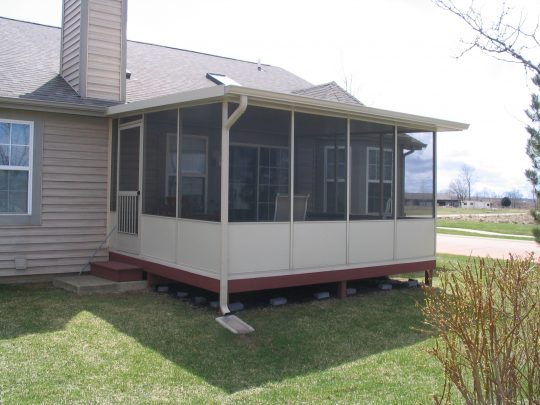 Permalink to Free Standing Screen Rooms For Decks