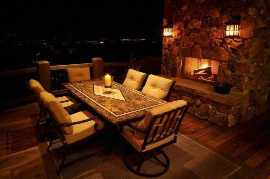 Permalink to Portfolio Outdoor Deck Lighting