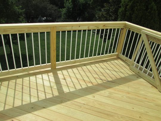 Permalink to Best Pressure Treated Lumber For Decks