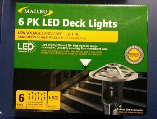 Permalink to Malibu Led Deck Lights