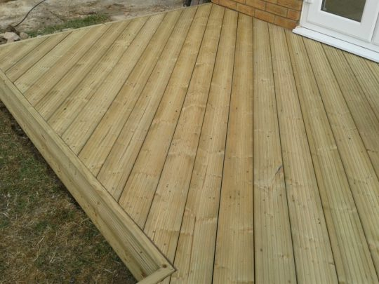 Permalink to Laying Deck Boards At An Angle