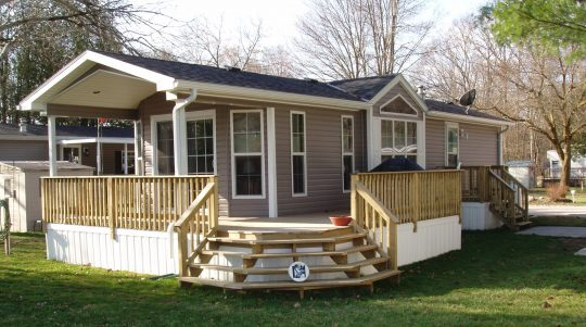 Permalink to Mobile Home Decks And Stairs