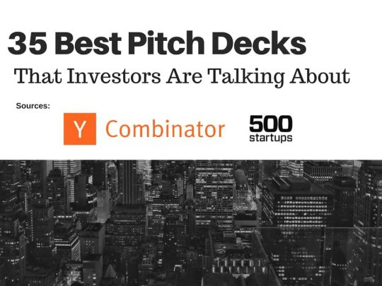 Permalink to Best Pitch Decks 2017