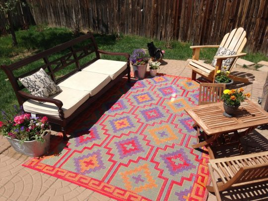 Permalink to Plastic Outdoor Rugs For Decks