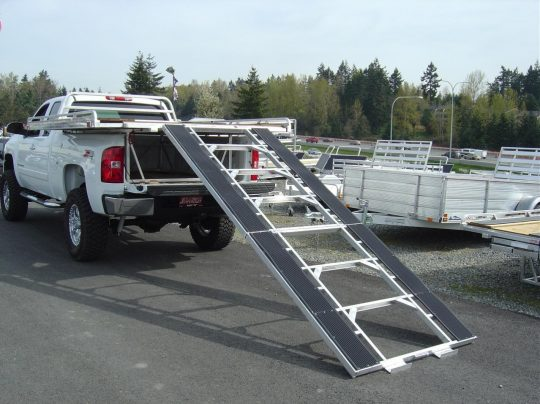Permalink to Folding Sled Deck Ramp