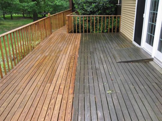 Permalink to Staining Old Pressure Treated Wood Deck