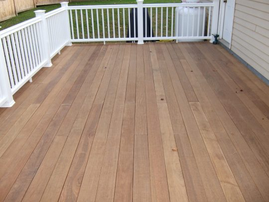 Permalink to Sanding Ipe Deck Boards