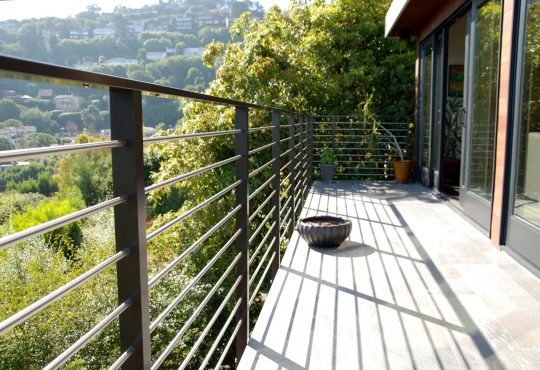 Permalink to Powder Coated Handrails For Decks