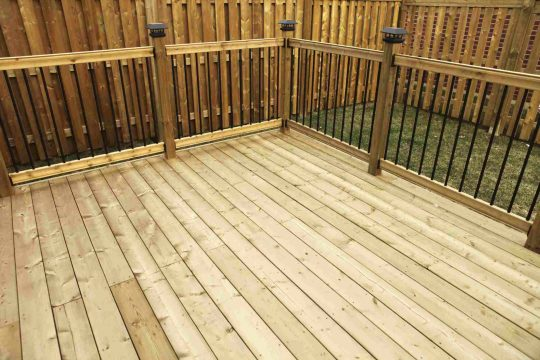 Permalink to Pros And Cons Wood Vs Composite Deck