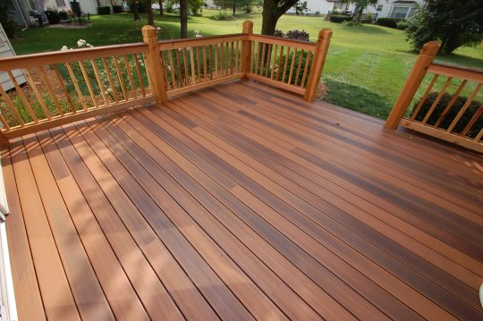 Permalink to Brazilian Cherry Wood Decking